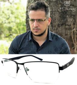 cc292e3cb Armação Óculos Grau Masculino Mt15 M.thomaz Original C Nylon