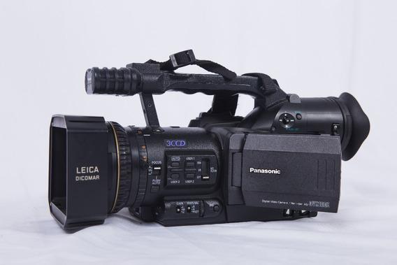 Filmadora Panasonic Dvx100b