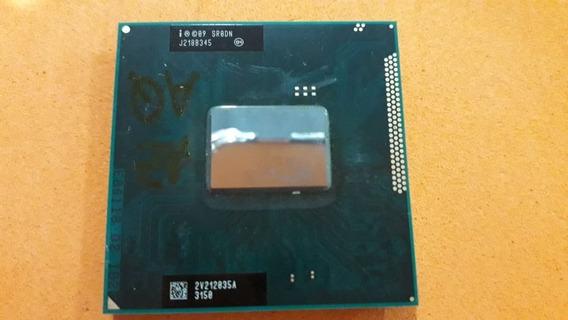 Processador Intel® Core I3-2350m Sr0dn