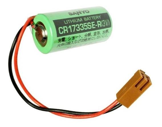 Cr17335se-r Bateria De Lithio 3v Q6bat Para Robot Plc Sanyo
