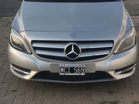 Mercedes Benz B 200 Blue Efficiency Sport Aut 2013