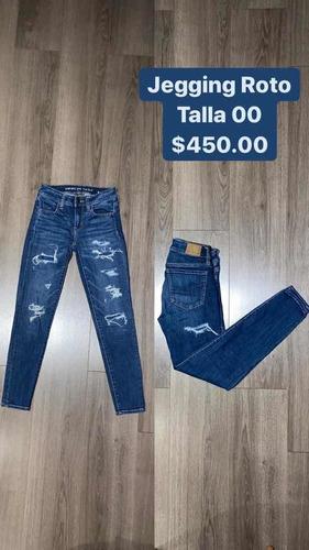Cadena Para Pantalon Jeans American Eagle Aguascalientes Pantalones Y Jeans Para Mujer Jean Tiro Alto En Mercado Libre Mexico