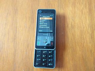 Celular Motorola Zn300 ***funcionando***