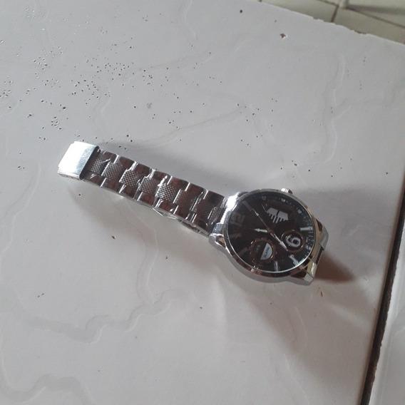 Relógio Date Alarm