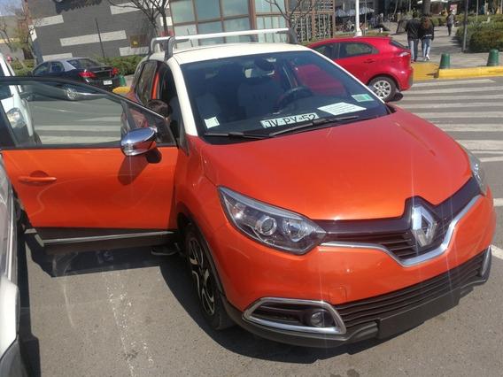 Renault Captur Dynamique Adventure