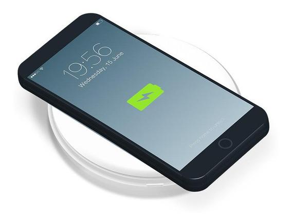 Cargador Inalambrico Samsung iPhone Celular Noga Q02