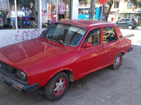 Renault R12 Modelo 1980