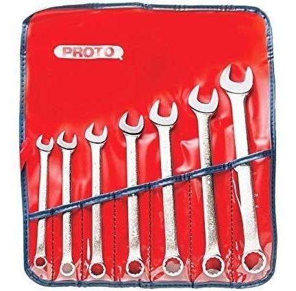 Set De Llaves Mecánicas Stanley Proto