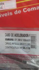 Cabo Acelerador A Virago 250 Controflex