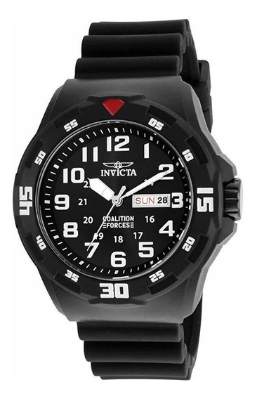 Invicta - Reloj 25323 Coalition Forces Stainless Steel Para