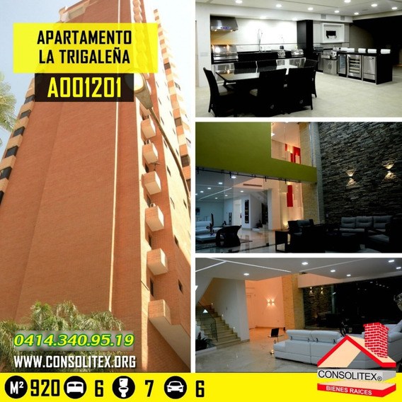 Consolitex Vende Carabobo Ph Duplex 3 Niveles Full A1201 Jl