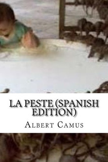Libro : La Peste - Albert Camus