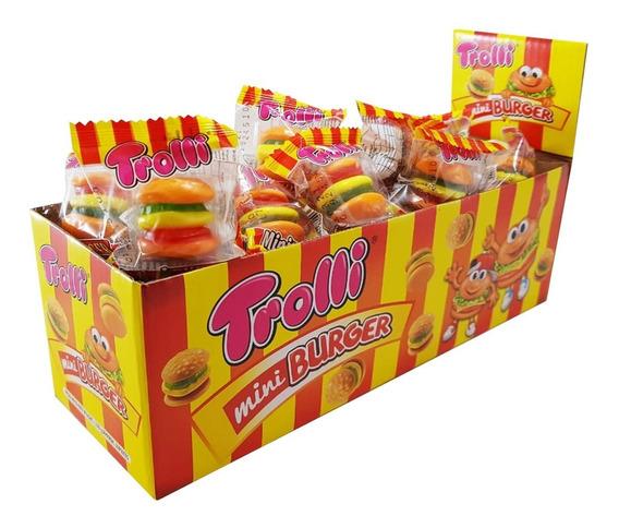 Trolli Minihamburguesa (promo X10un) - Barata La Golosineria