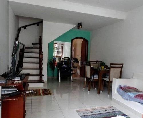 Casa 85m², 2 Dormitorios,  1 Vagas - Planalto Paulista - Ca1594