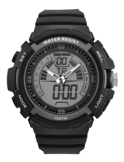 Relógio Masculino Mormaii Esportivo Anadigital Moad08902/8c