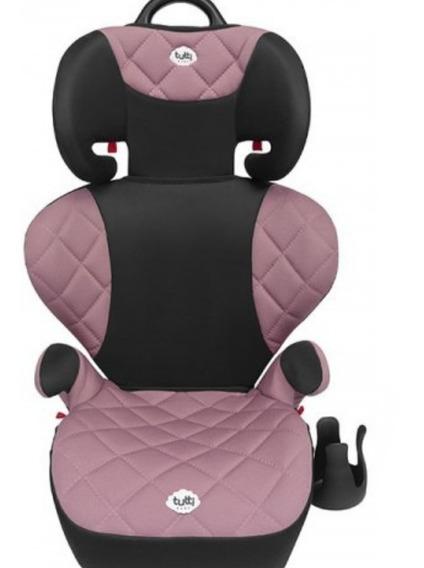 Cadeira Cadeirinha Infantil Carro Bebe Rosa 15 A 36 Kg