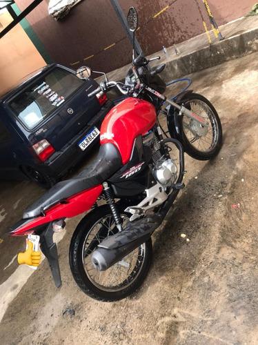 Moto Honda Cg Start