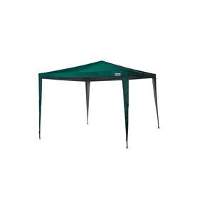 Gazebo 3x3 Oxford Verde - Mor
