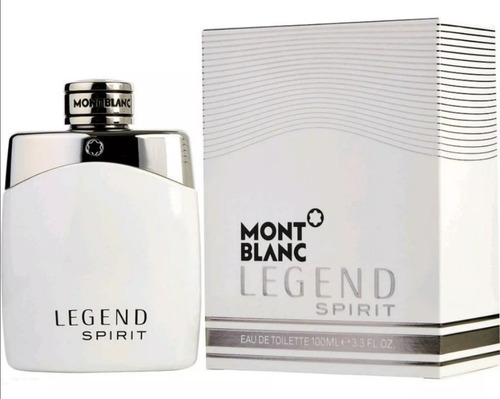 Perfumes Lociones Legend Spirit Montbl - mL a $1300