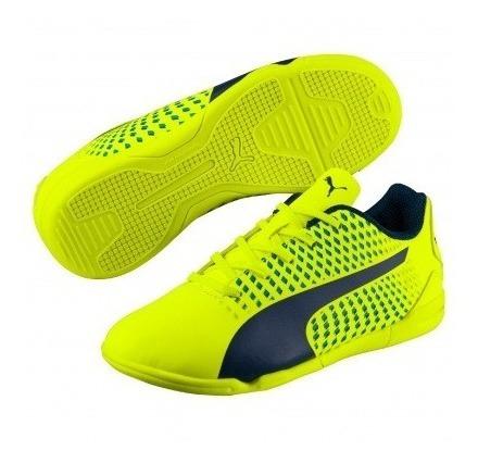 Zapatos De Futbol Sala O Futsal Puma Adreno Iii