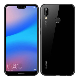 Huawei P20 Lite 4g L/fáb. 4gb 32gb 16mp Android 8 Sellado Of
