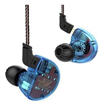 Fone Kz Zs10 S/mc + Cabo Bluetooth Pró + Case Kz