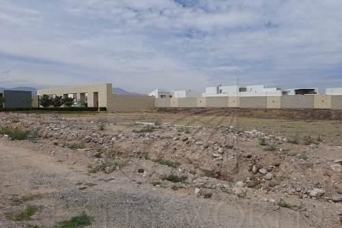 Terrenos En Venta En Villa Magna, San Luis Potosí