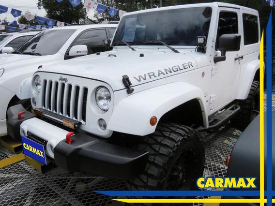 Jeep Wrangler Sport Sahara 3.6 2016