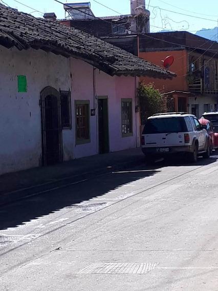 Venta Casa En El Centro De Zacatlán De Las Manzanas