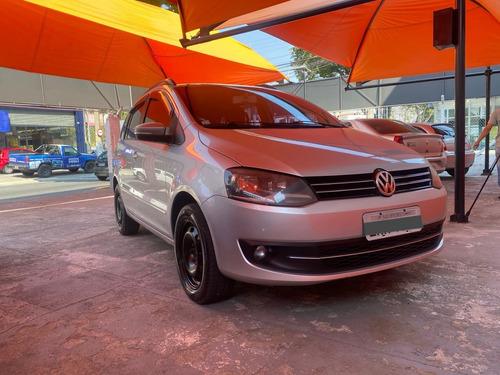 Imagem 1 de 6 de Volkswagen Spacefox 2011 1.6 Trend Total Flex 5p