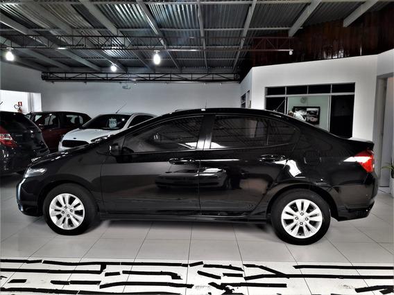 Honda City Lx 1.5 Automático Flex Placa I Ano 2013 Roda