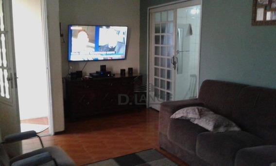 Casa Com 4 Dormitórios À Venda, 240 M² Por R$ 420.000,00 - Vila Orozimbo Maia - Campinas/sp - Ca13274