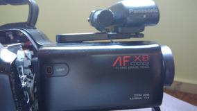 Filmadora Panasonic Vhs Omnimovie Afx8 Hq Antiga