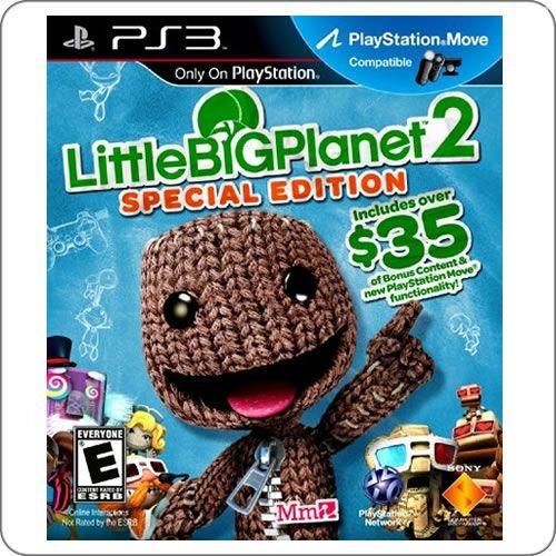 Jogo Little Big Planet 2 Special Edition - Ps3 Usado