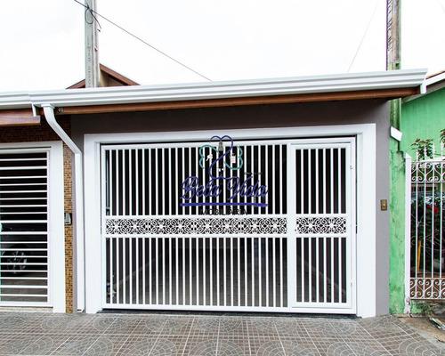 Casa À Venda No Parque Das Nações Em Indaiatuba-sp, Bela Vida Imobiliária - Ca00834 - 32654968