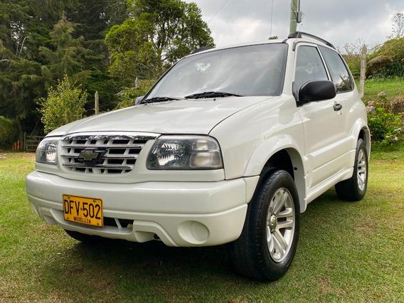 Vitara Campero 4x4 1600 2012