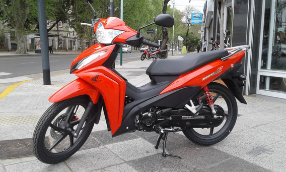 Honda Wave 110 Full 100% Financiala Ahora 12/18 Centro Motos