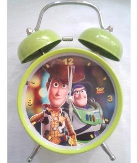 Toy Story Infantil Reloj Despertador Retro Vintage Campana