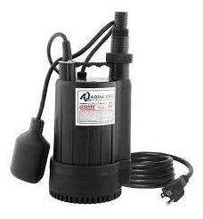 Bomba Sumergible Para Achique Aqua Pak Sigma 110a 1/4 Hp
