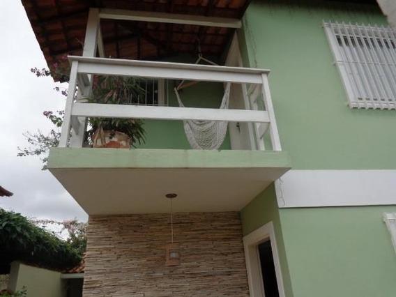 Casa Em Itaipu, Niterói/rj De 120m² 3 Quartos À Venda Por R$ 650.000,00 - Ca244066