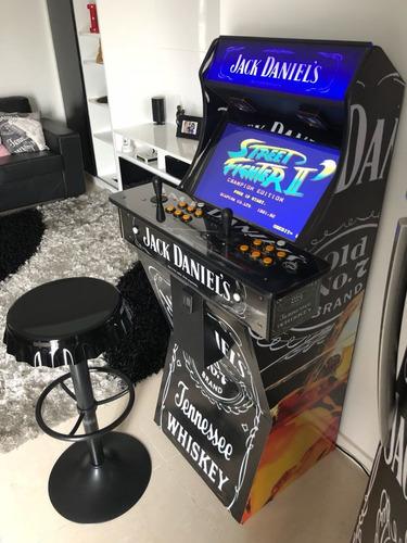 Fliperama Jewel Games 15000 Jogos Tela De 22