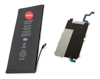 Bateria + Placa Metal Blindagem iPhone 6 (4.7) A1549 A1586