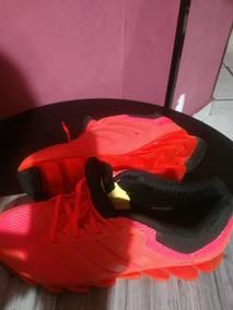 Tênis adidas Spingblade Laranja 1 Linha
