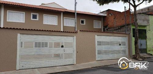 Sobrado Com 2 Dormitórios À Venda Por R$ 315.000,00 - Jardim Planalto - São Paulo/sp - So0532