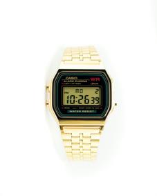 fd86e896e535 Reloj Casio Retro Vintage Color Dorado oro Hombre Classic