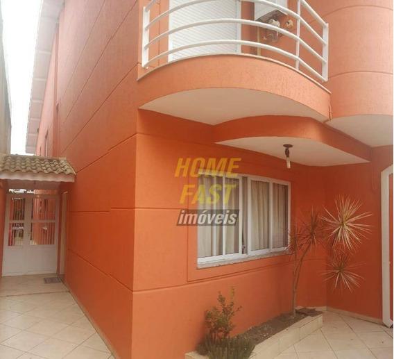 Sobrado Com 3 Dormitórios À Venda, 130 M² Por R$ 539.000,00 - Vila Augusta - Guarulhos/sp - So0548