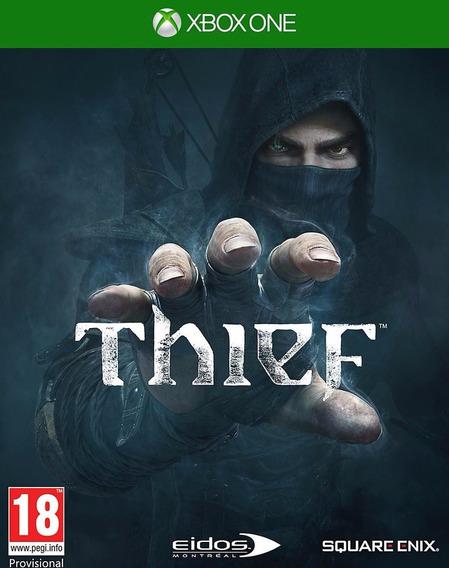 Jogo Thief Xbox One Xone Pronta Entrega Squareenix Eidos