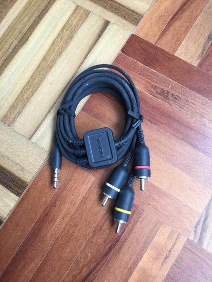 Cabo Audio E Video Nokia