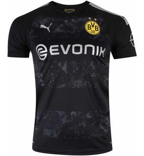 Camisa Borússia Dortmund 2018/2019 Puma Original Oficial
