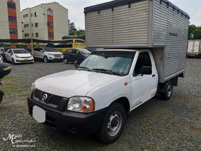 Nissan Np300/d22 Furgon Seco 4x2 Mod 2011